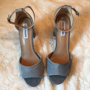 7d19d11b3a7 Shoes - Steve Madden Mirna Leather Heels